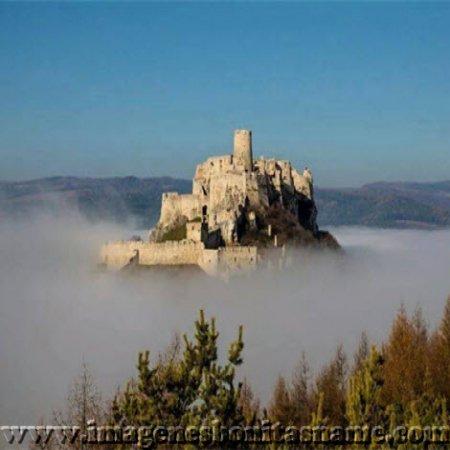 Castillo De Spis Distrito Levo A Eslovaquia Oriental