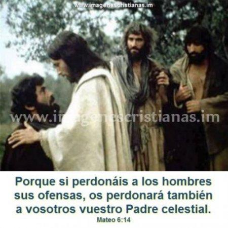 Im Szlig Genes Cristianas De Jesus Perdonando A Todos