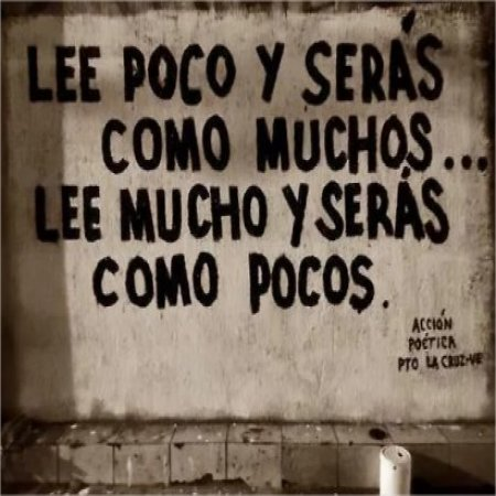 Accion Poetica Frases Lee Mucho