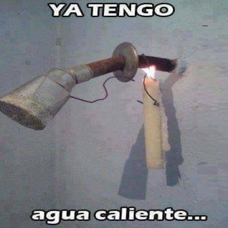 Agua Caliente Casera Imagenes Graciosas