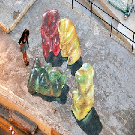 Arte 3D En La Calle