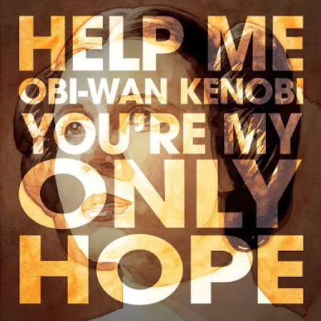 Ayudame Obi Wan Kenobi