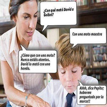 Chiste De Pepito Honda