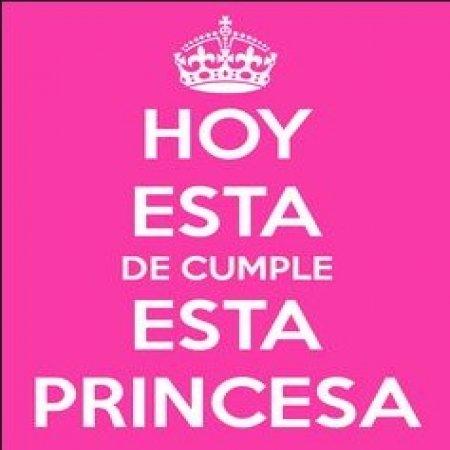 Cumple De Esta Princesa