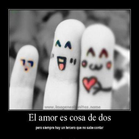 El Amor Es Cosa De Dos