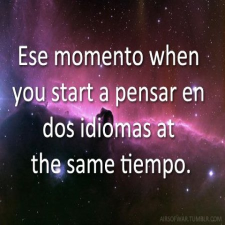 Ese Momento When You Start