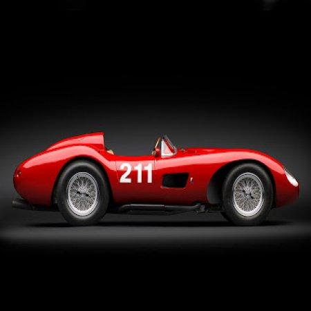 Foto De Ferrari 625 Trc