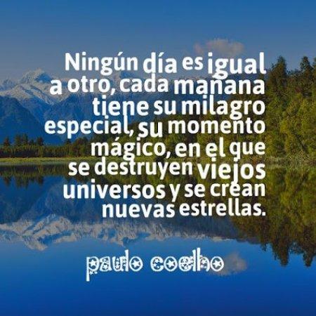 Frase De Coelho Ningun Dia