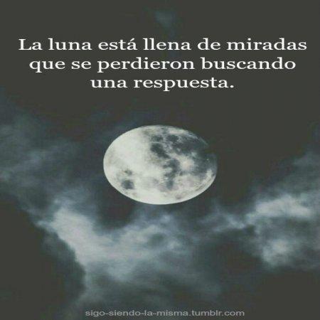 Frases Bonitas La Luna