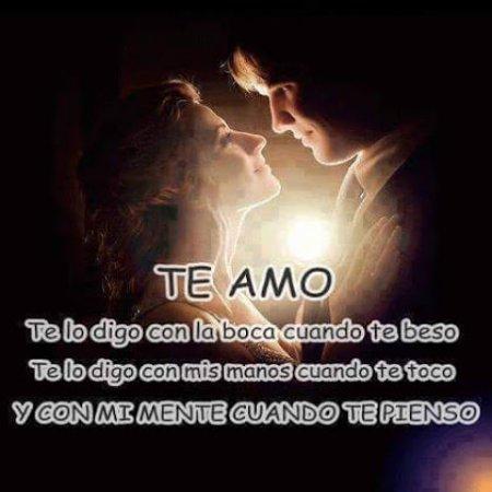 Frases De Amor Te Amo Para Facebook