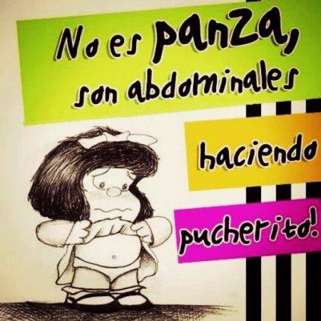 Frases De Mafalda No Es Panza Imagenes Bonitas Frases