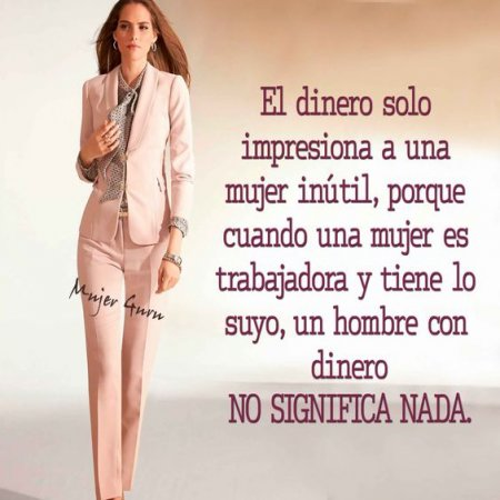 Frases De Mujer Exitosa