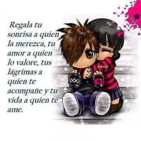 Frases Para mi Amor Regala Tu Sonrisa