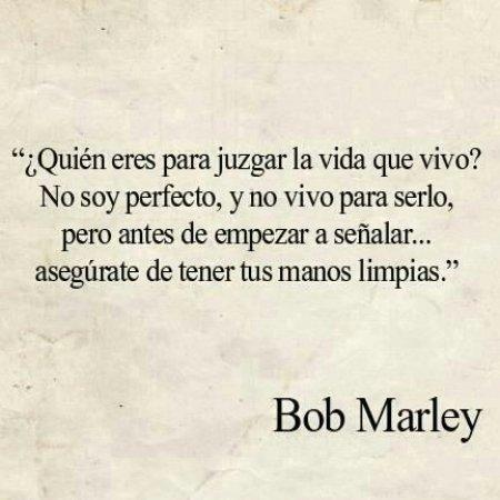 Frases Celebres Bob Marley Imagenes Bonitas Frases Bonitas