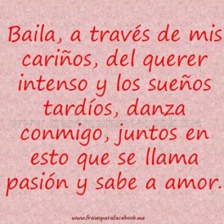 Frases Romanticas Sabe A Un Amor