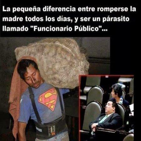 Funcionario Publico Diferencias