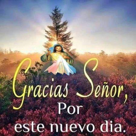 Gracias Senor Por Este Nuevo Dia