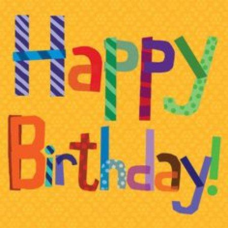 Happy Birthday Saludo Para Amigo