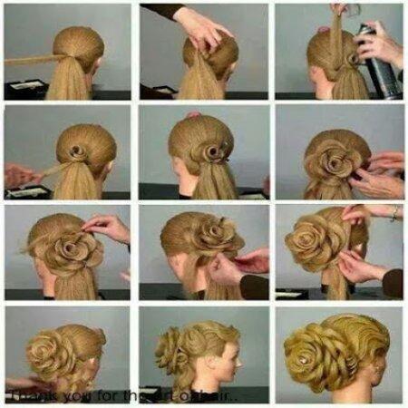 Imagen Como Hacer Un Peinado