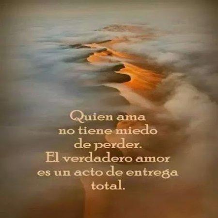 Imagen Con Frase El Verdadero Amor