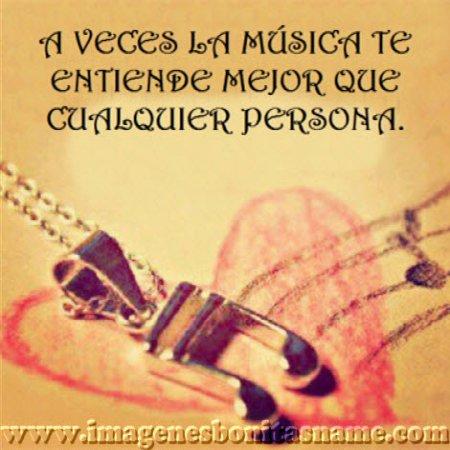 Imagen Con Mensaje Para Musicos Imagenes Bonitas Frases Bonitas