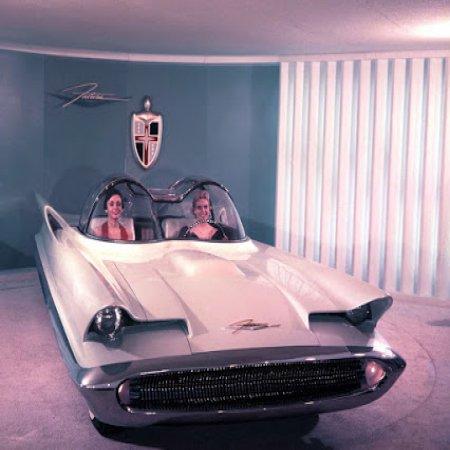 Imagen De Auto Lincoln Futura Concept Car