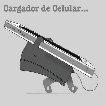 Imagen De Cargador De Celular