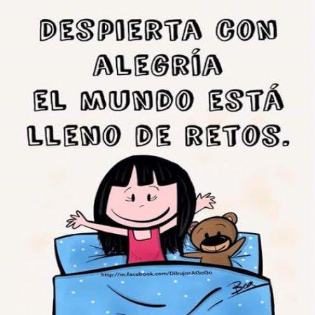 Imagen Despierta Con Alegria