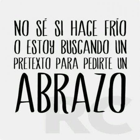 Imagen Mensaje Un Abrazo