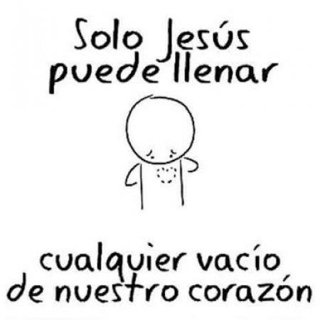 Imagenes Con Mensajes Cristianos Solo Jesus