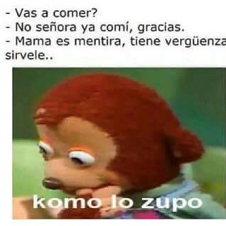Komo Lo Supo Memes