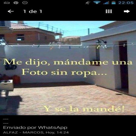 Mandame Una Foto Sin Ropa Imagenes