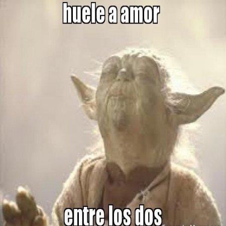 Memes Romanticos Maestro Jedi