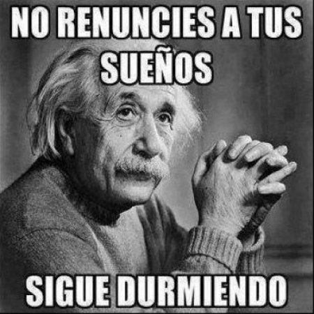 No Renuncies A Tus Suenos
