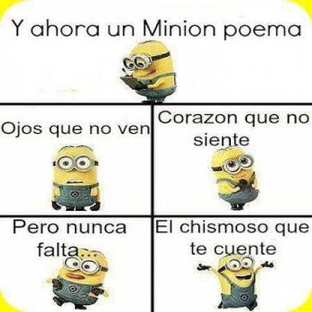 Poema Minion