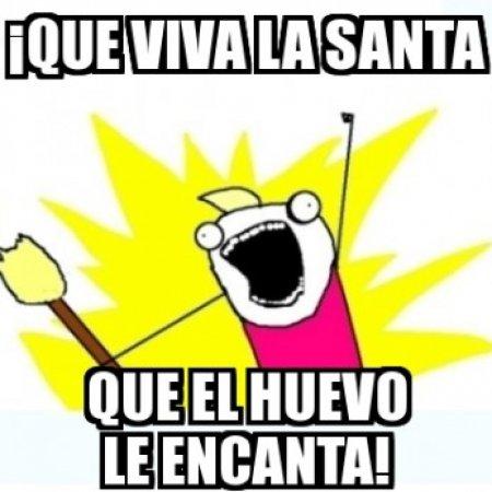 Que Viva La Santa Imagenes De Hoy Es Mi Cumple