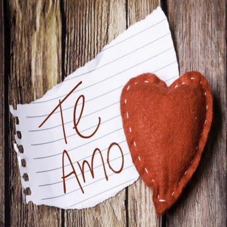 Te Amo Imagen Con Frases Amorosa
