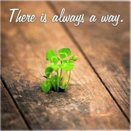 There Is Always A Way Quotes