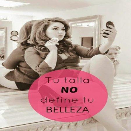 Tu Talla No Determina Tu Belleza