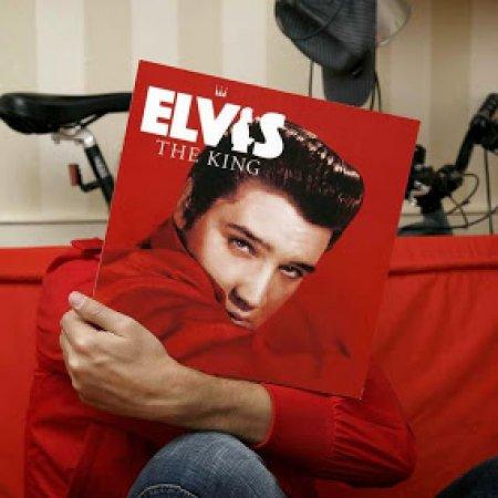 Un Fotobomb De Elvis