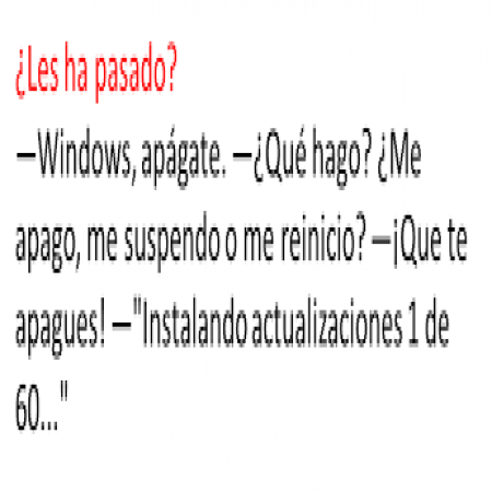 Windows Apagate Imagenes Chistosas