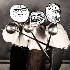 Memes Los 3 Mosqueteros