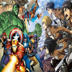 Attack On Titan Theavengers Imagens