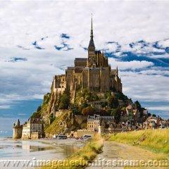 Mont Saint Michel Normandia Francia