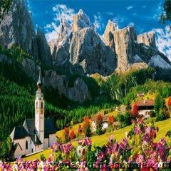 Val Gardena Dolomiti Italia