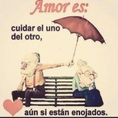 Amor Es Cuidar El Uno Del Otro