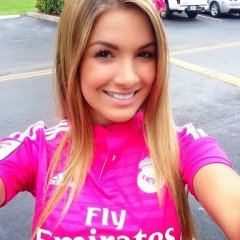 Chicas Fans Del Real Madrid