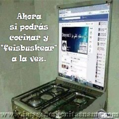 Cocinando Con Facebook