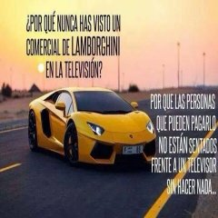Comercial De Lamborghini