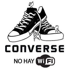 Converse No Hay Wifi